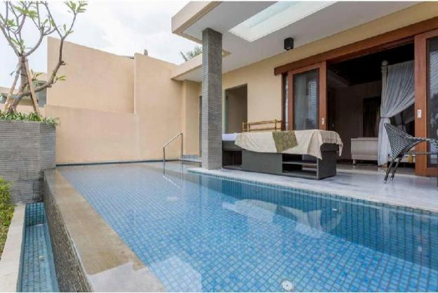 1BR River Front Lower Villa with Private Pool