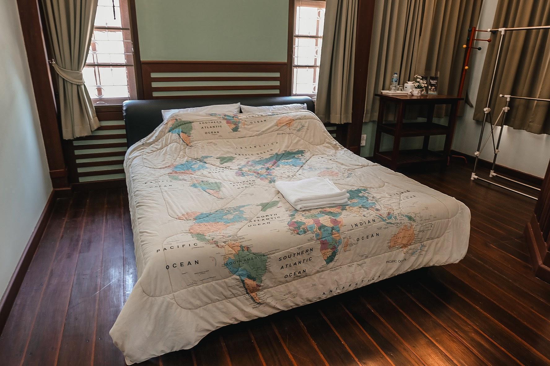 Naibara Homestay - king bed วิลลา 1 ห้องนอน 0 ห้องน้ำส่วนตัว ขนาด 22 ตร.ม. – ซิตี้เซ็นเตอร์