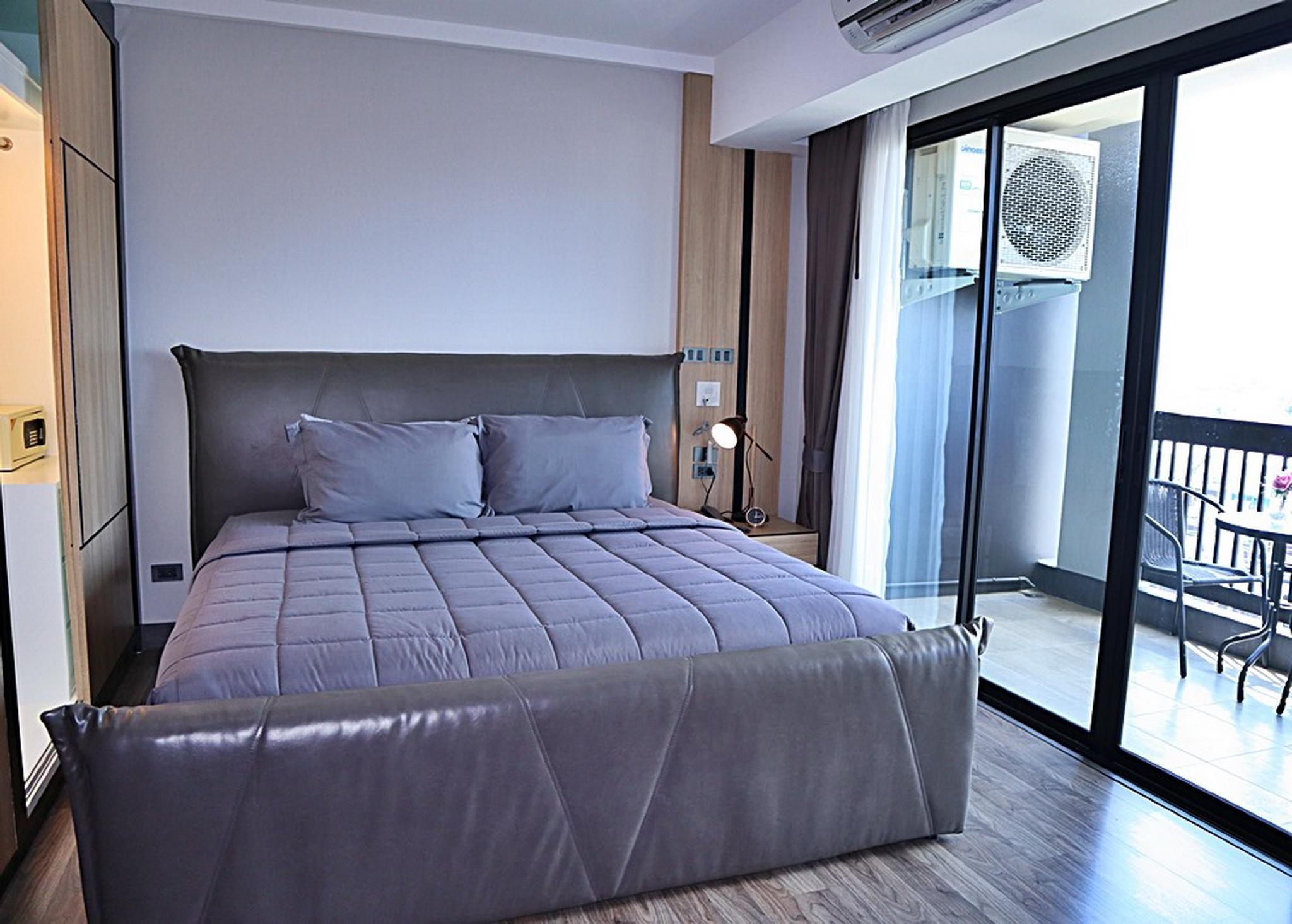 The Suthep View Residence BH-102 Chiang Mai อพาร์ตเมนต์ 1 ห้องนอน 1 ห้องน้ำส่วนตัว ขนาด 55 ตร.ม. – สนามบินเชียงใหม่