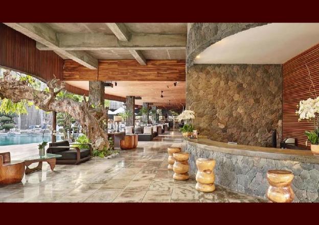 4 Bedroom Presidential Pool Villa - Breakfast
