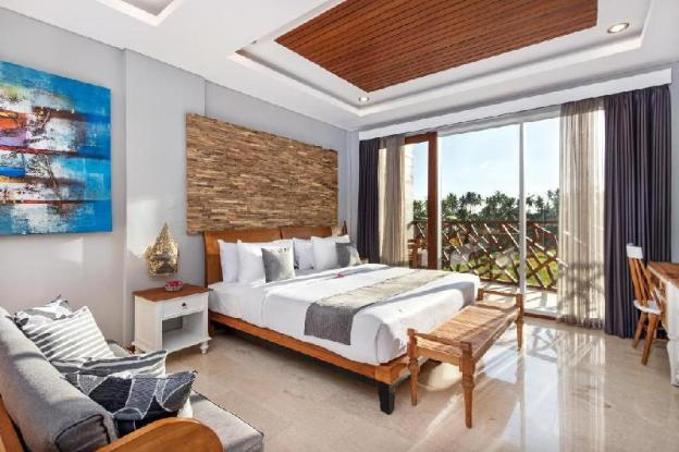 1 BR Deluxe Room with View Pool
