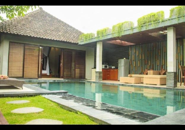Luxury Private Pool Villa at Bali Seminyak