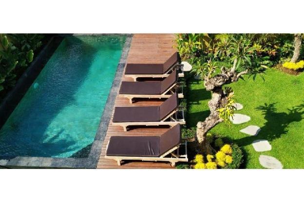 6BR Privat Pool Villa - Breakfast at Ubud