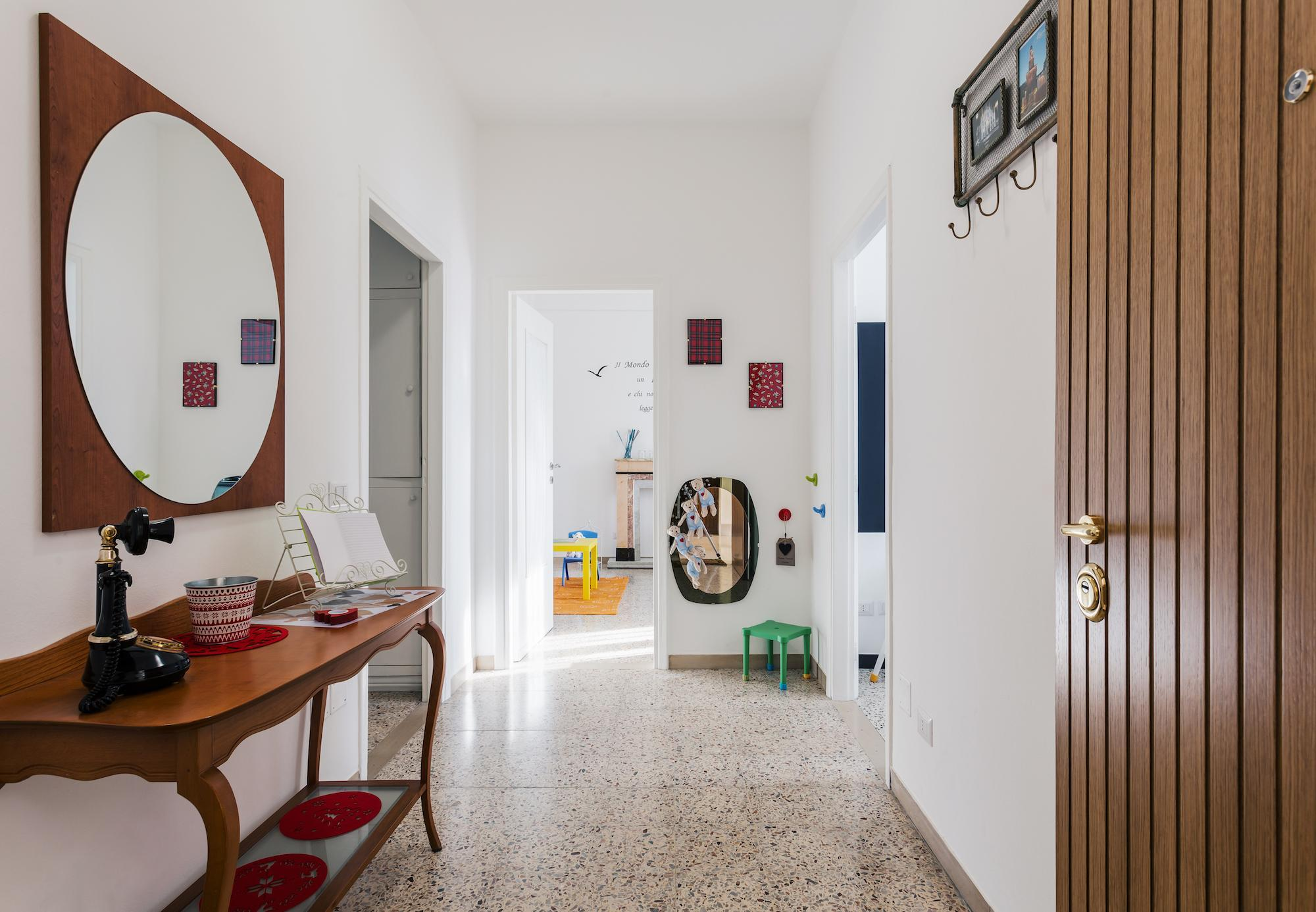Two bedrooms baby friendly apartment- Cassinis
