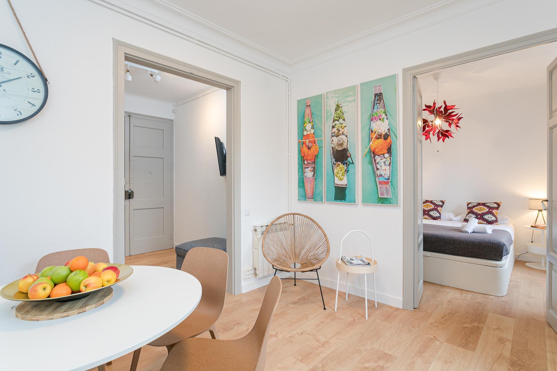 Cozy & Renovated Flat / Sagrada Familia, Gracia