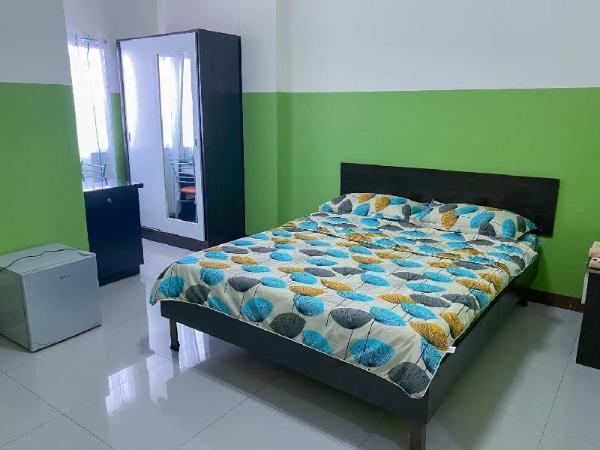 อพาร์ตเมนต์ 1 ห้องนอน 1 ห้องน้ำส่วนตัว ขนาด 28 ตร.ม. – เมืองสมุทรสาคร สมุทรสาคร