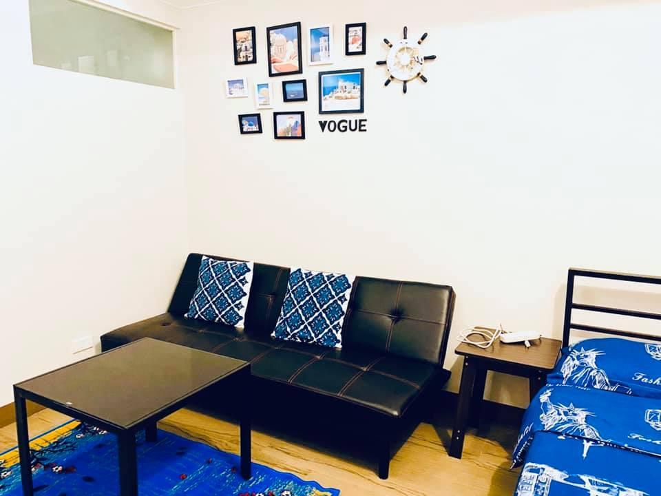 Relaxation Home in Cubao Manila Near @camp CRAME