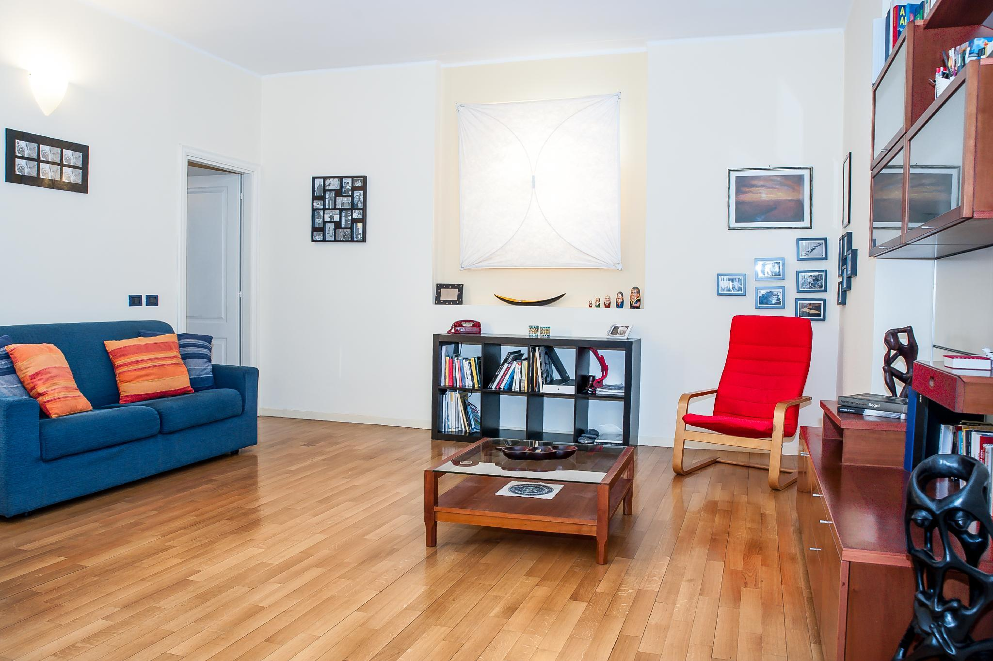 Cozy and comfy 1 bedroom apt - Lomellina