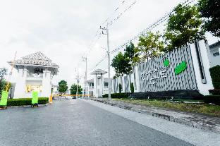 [タサラ]一軒家(125m2)| 3ベッドルーム/2バスルーム flukiehome Donjan Chiangmai
