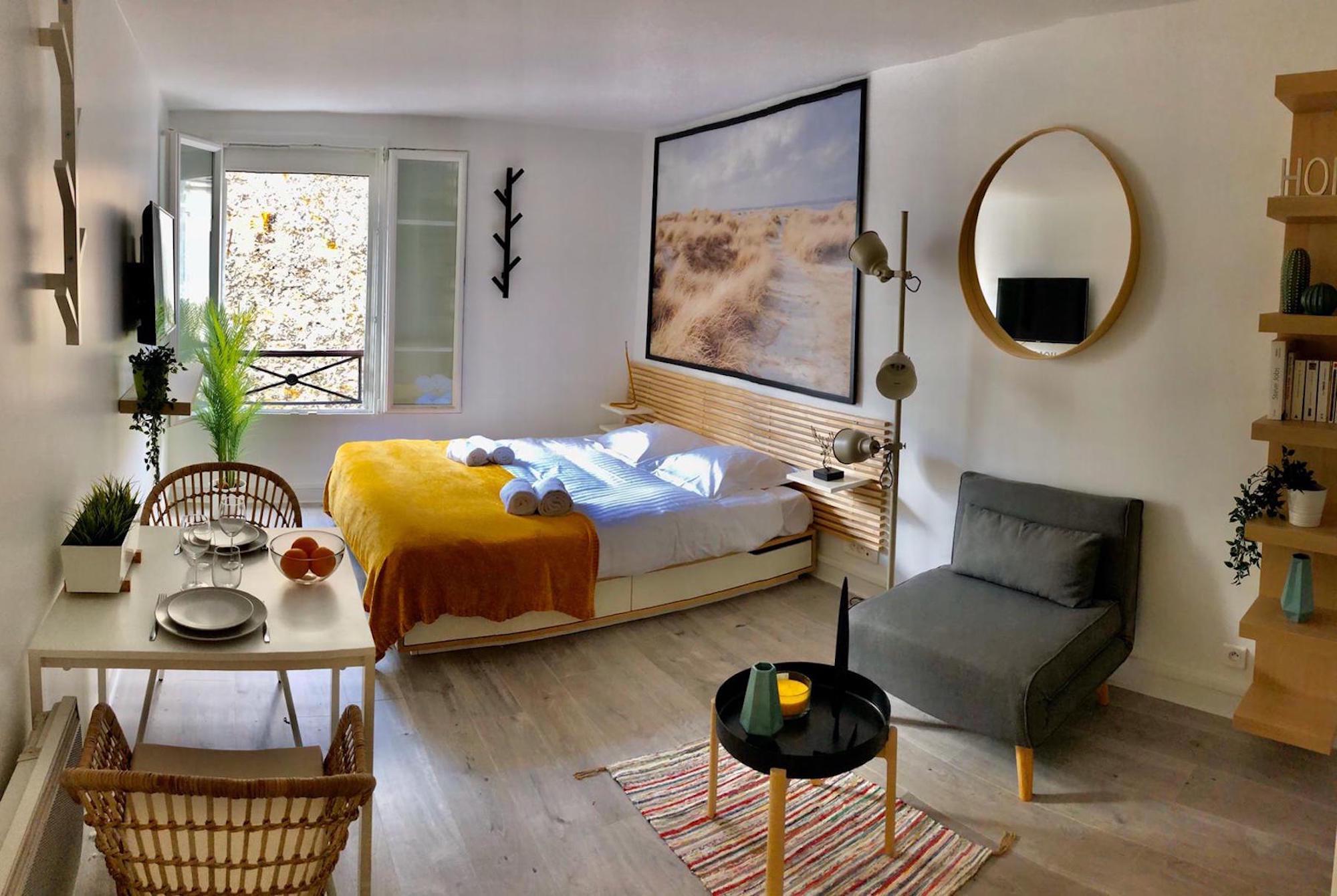 New Classy Studio near les Champs-Élysées Paris