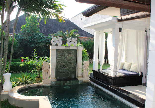 CANGGU 2BRD private villa with pool 5mn from beach