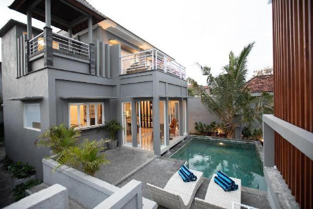 Cosy Two Storey Modern Villa