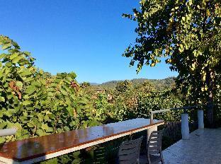[タムロット]バンガロー(18m2)| 1ベッドルーム/1バスルーム lovely wooden cabin and lush garden
