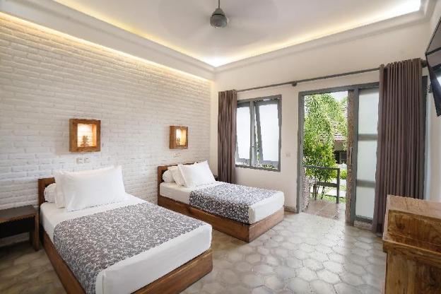 CASA ASIA Standard room 2 single bed
