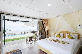[プランブリー]ヴィラ(107m2)| 3ベッドルーム/3バスルーム Private pool villa sea view 6-10 pax by Visas home
