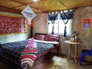 [ナイウィアン]スタジオ バンガロー(10 m2)/0バスルーム Krua Monkham Homestay ( Room 4 )