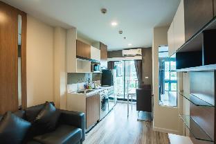 [シラチャー]アパートメント(34m2)| 1ベッドルーム/1バスルーム Akira Residence Sriracha