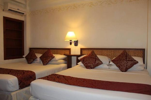 Three Bedroom Suites-Club Bali Suites@Legian Beach