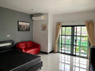 [ランプーン]スタジオ アパートメント(40 m2)/1バスルーム Baan Ueng fah 05