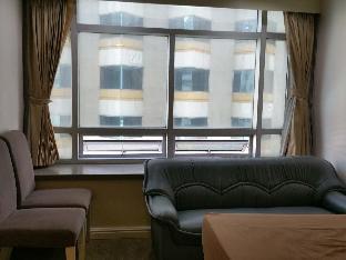 [シーロム]アパートメント(50m2)| 1ベッドルーム/1バスルーム Relax room