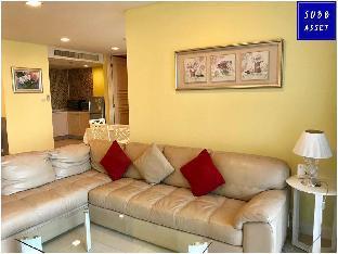 [ホアヒン ビーチフロント]アパートメント(86m2)| 3ベッドルーム/3バスルーム Three Bedroom Condo for 8 Person| Marrakesh HuaHin