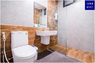 [トゥッタイ]ヴィラ(300m2)| 4ベッドルーム/4バスルーム Loft Poolvilla for 15 Persons | Huahin