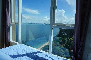 [バンサライ]一軒家(44m2)| 1ベッドルーム/1バスルーム Del Mare Pattaya Seaview Room