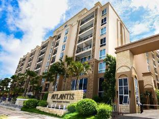 [ジョムティエンビーチ]アパートメント(66m2)| 2ベッドルーム/2バスルーム Atlantis特蒂斯66平方二房一 水系子公寓