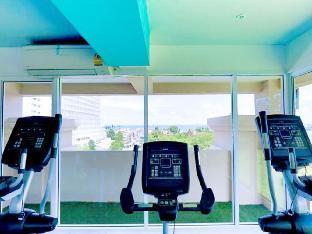 [ジョムティエンビーチ]アパートメント(33m2)| 1ベッドルーム/1バスルーム atlantis36 park swimmingpool suitable for children