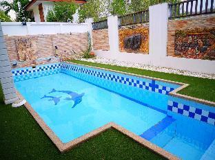 [ボーファイ]ヴィラ(119m2)| 4ベッドルーム/4バスルーム 365 Huahin Poolvilla