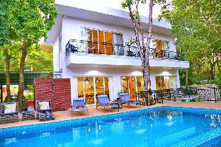 [ダンカオ]ヴィラ(300m2)| 6ベッドルーム/7バスルーム Family Seaview Roof Terrace with Private Pool