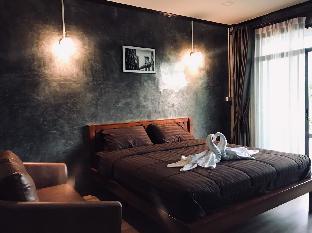 [ラヨーンビーチ]スタジオ 一軒家(25 m2)/1バスルーム Baankao Resort Rayong
