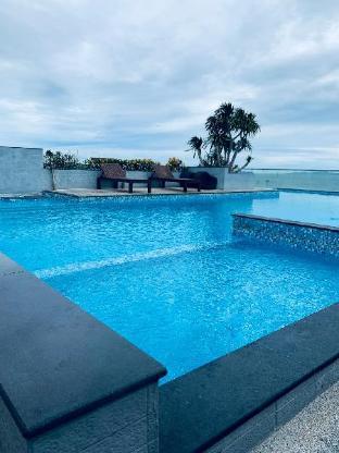 [ジョムティエンビーチ]ヴィラ(300m2)| 3ベッドルーム/3バスルーム Beach 20 m villa 3 bedroom super large space 45#