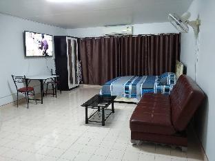 [ドンムアン空港]スタジオ アパートメント(28 m2)/1バスルーム CONDO