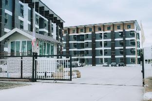 [市内中心部]アパートメント(28m2)| 1ベッドルーム/1バスルーム Pattanagorn