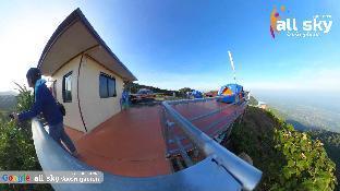 [ロムカオ]バンガロー(25m2)| 1ベッドルーム/1バスルーム Cliff House -