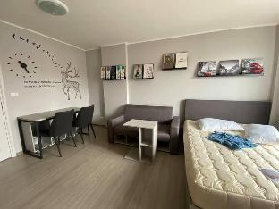 [カンペーン セーン]スタジオ アパートメント(26 m2)/1バスルーム D Condo Kampangsean