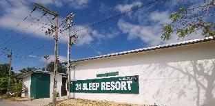 [クローンルワン]バンガロー(1600m2)| 1ベッドルーム/1バスルーム Twenty Four Sleep Resort