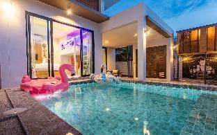 [アオナン]ヴィラ(70m2)| 2ベッドルーム/2バスルーム Sea of Love Pool Villa