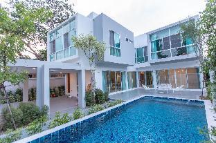 [サンサーイ]ヴィラ(500m2)| 6ベッドルーム/6バスルーム chiangmai 6room pool villa