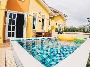 [カオヤイ国立公園]ヴィラ(161m2)| 3ベッドルーム/3バスルーム Stella Pool Villa at Marino Khaoyai