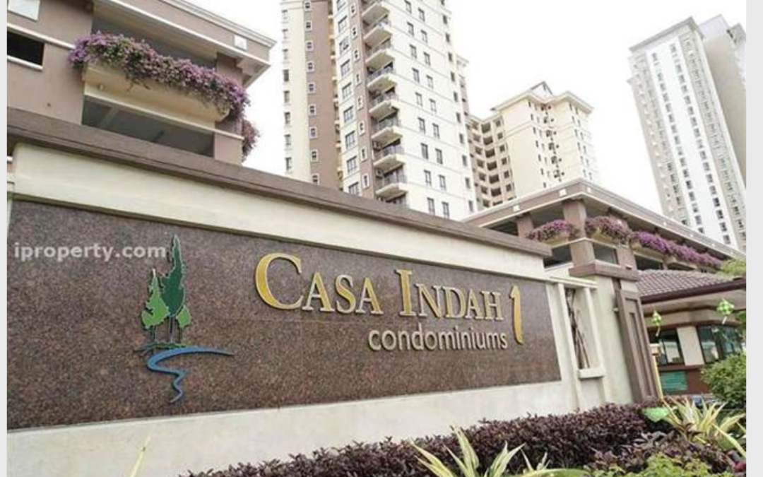Casa Indah 1 Condominium