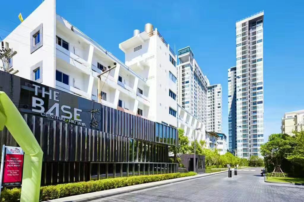 The Base Central Pattaya Condominium 664 Reviews