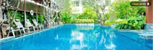 อพาร์ตเมนต์ 1 ห้องนอน 1 ห้องน้ำส่วนตัว ขนาด 50 ตร.ม. – สุขุมวิท – BIGPOOL CONDOMINIUM NEAR BTS