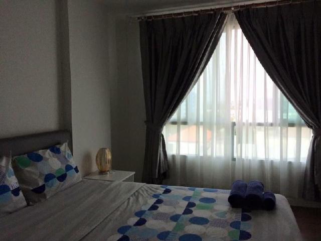 อพาร์ตเมนต์ 1 ห้องนอน 1 ห้องน้ำส่วนตัว ขนาด 28 ตร.ม. – ชายหาดหัวหิน – Baan Kukeing condo