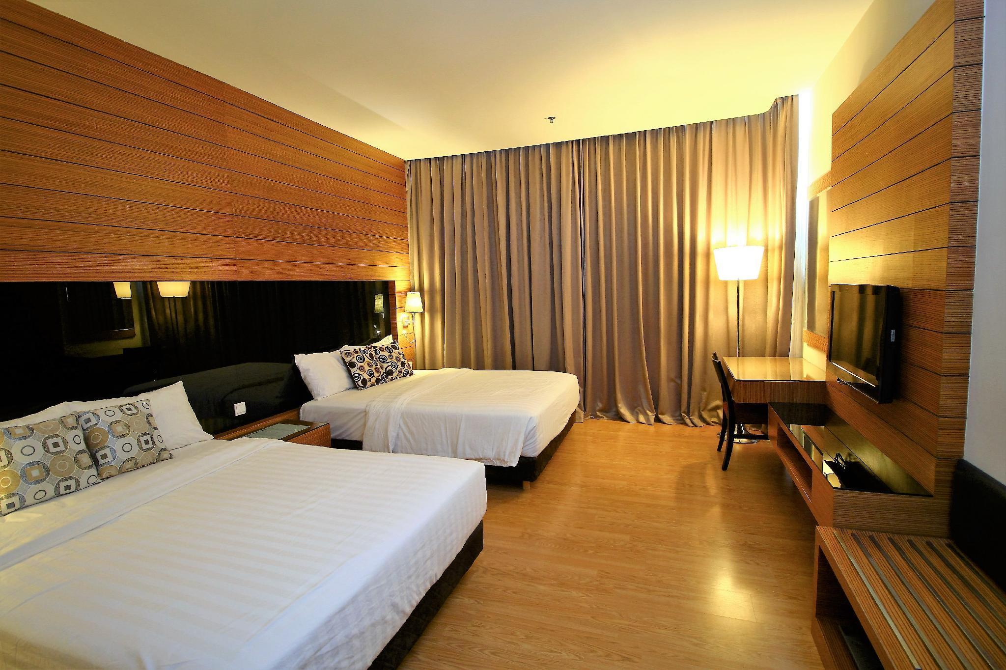 1 6pax 2bedroom Luxury Condo Near KL Sentral