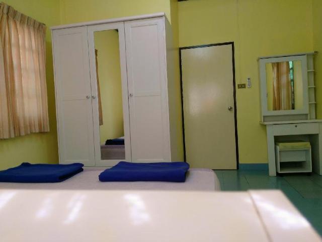 บ้านเดี่ยว 3 ห้องนอน 2 ห้องน้ำส่วนตัว ขนาด 110 ตร.ม. – ใจกลางเมืองหัวหิน – Chukamon Resort