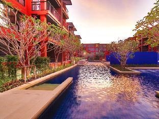 [ホアヒン市内中心地]アパートメント(35m2)| 1ベッドルーム/1バスルーム Bluroc Morrocan Style next to SEENSPACE