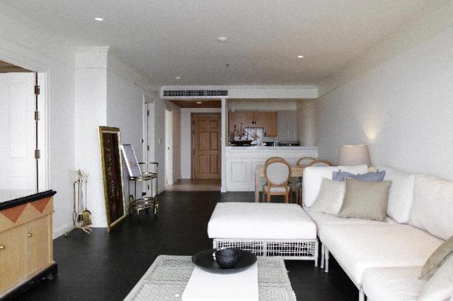 อพาร์ตเมนต์ 2 ห้องนอน 2 ห้องน้ำส่วนตัว ขนาด 107 ตร.ม. – ชายหาดชะอำ – 2BEDHUAHIN-Designer Beachfront 18th Floor Panoview