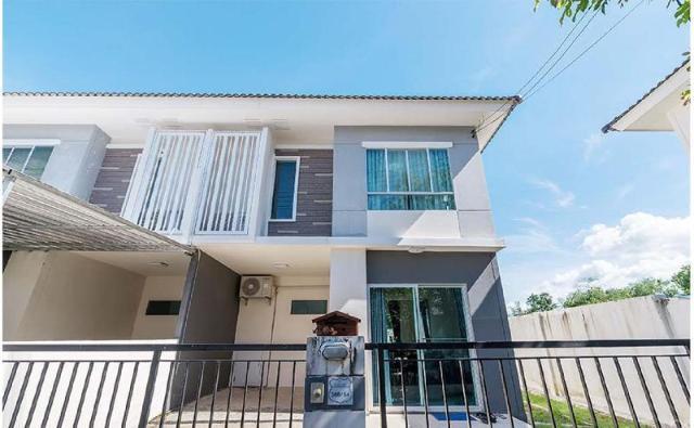 บ้านเดี่ยว 3 ห้องนอน 2 ห้องน้ำส่วนตัว ขนาด 120 ตร.ม. – อำเภอถลาง – Buasai Residence